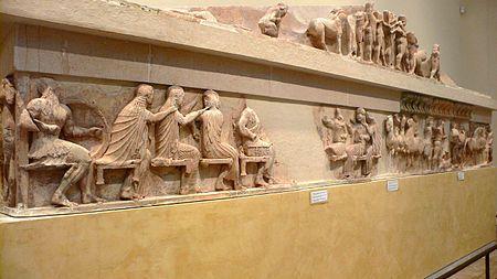 74 best images about arte griego arcaico posterior a las - Decoracion griega ...