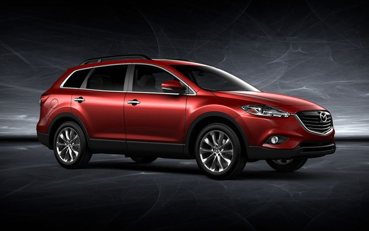2016 Mazda CX-9 Redesign and Rumors - Newestcars2016.com