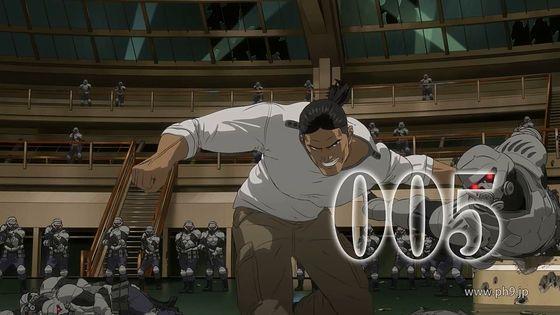 映画「009 RE:CYBORG」(サイボーグ009) の本予告編ムービーがYouTubeにて公開中 - GIGAZINE