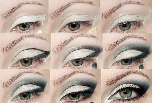 Eye Makeup Tutorial  #makeup  #beauty  #tutorial: Cat Eye, Beautiful Tutorials, Makeup Ideas, Eye Shadows Tutorials, Eyeshadows, Eyemakeup, Makeup Step, Smokey Eye, Eye Makeup Tutorials