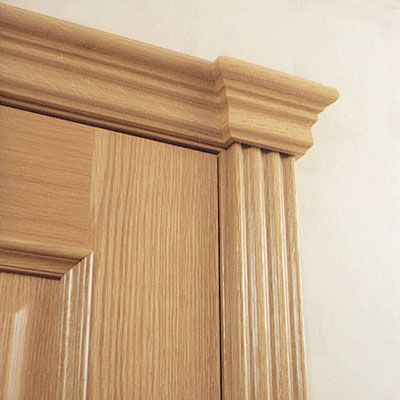 Blacketts Doors Architrave set - - Architrave set to match Royale range. Sufficient for one side of a door 2 head meters 2 corner blocks and 2 plinth ... & The 7 best wooden architrave images on Pinterest | Architrave ...