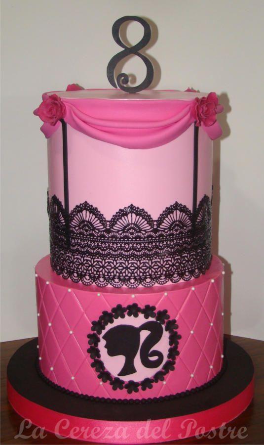 Barbie  - Cake by La Cereza del Postre La Plata