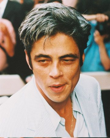 There is something about Benicio del Toro that I can't get enough of