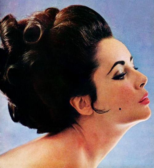 vintagegal: Elizabeth Taylor in Esquire Magazine 1964 Happy Birthday Elizabeth Taylor