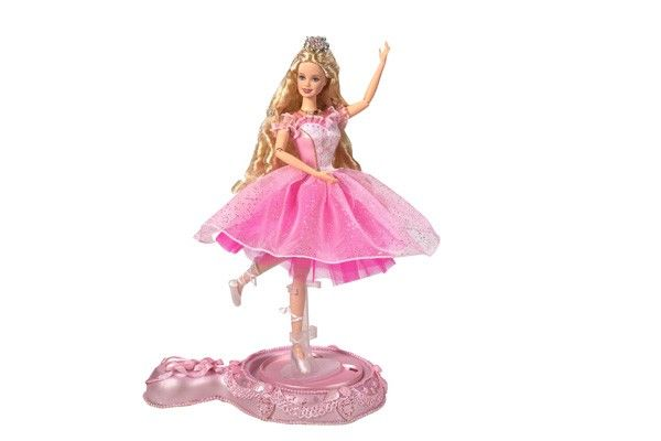 barbie in the nutcracker doll - photo #6
