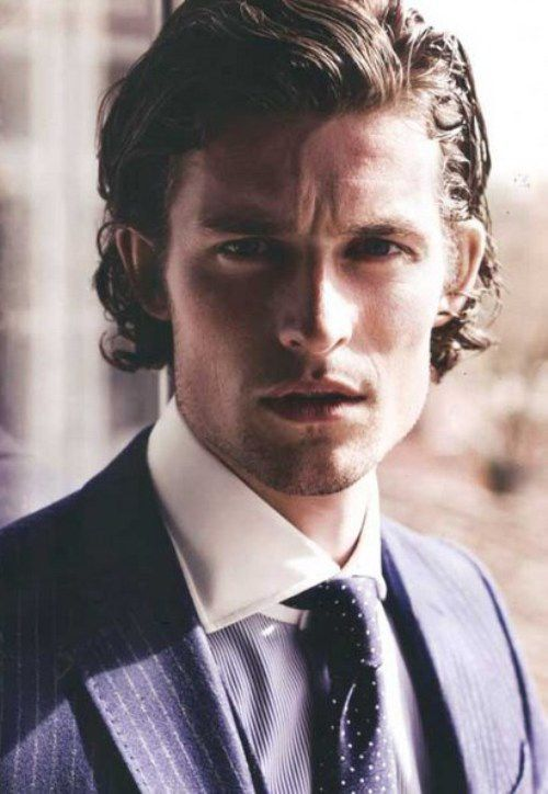 Medium Mens Hairstyles 2015 Ideas