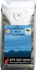 Jamaica Blue Mountain® Coffee. Roasted Fresh & Certified by the CIBOJ.