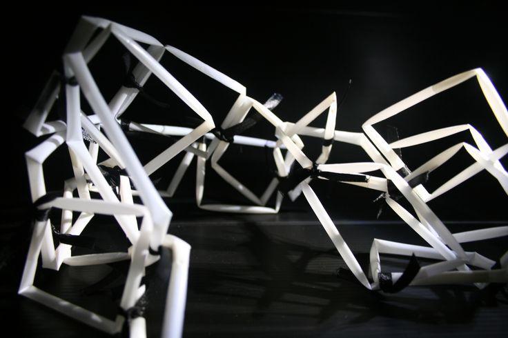 Perancangan Arsitektur 1. Combines Square Model by Durra