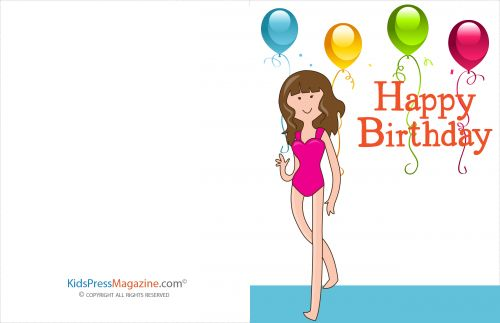 Birthday Cards #17  #free #printable #card