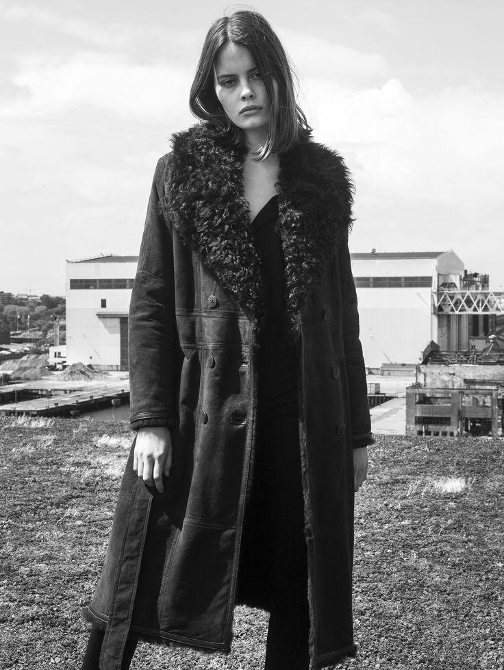 Jade -  Rockandblue AW17.  Photo: Ricardo Gomes.  Model: Elyssa Norin.