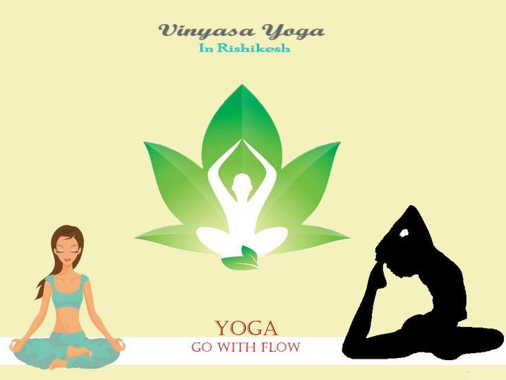 Vinyasa yoga in rishikesh
