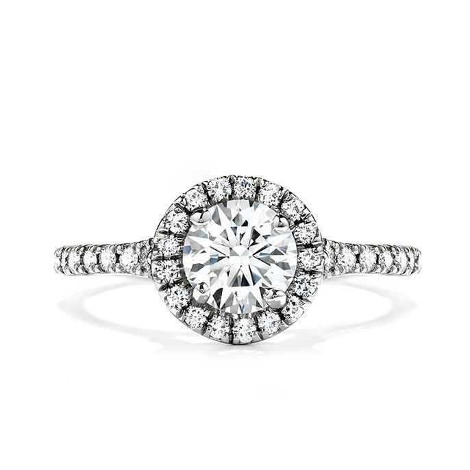 Hearts On Fire Transcend Engagement Ring. $4,990.