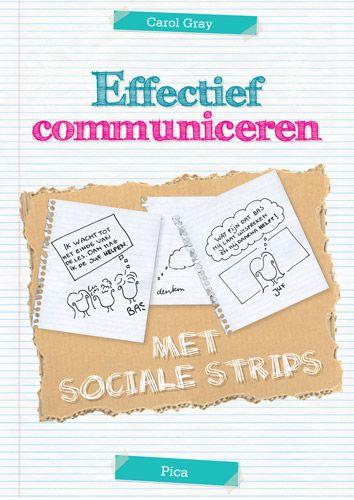 Gratis boek: communiceren met sociale strips
