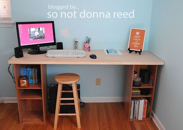 Diy Desk I Ve Been Looking For Something This Simple