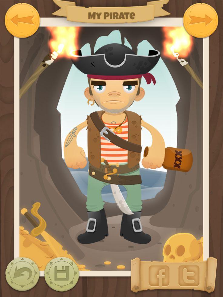 1000 pirates