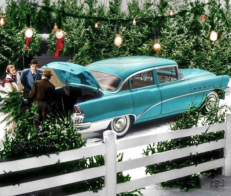 pismo 1955 Buick Roadmaster