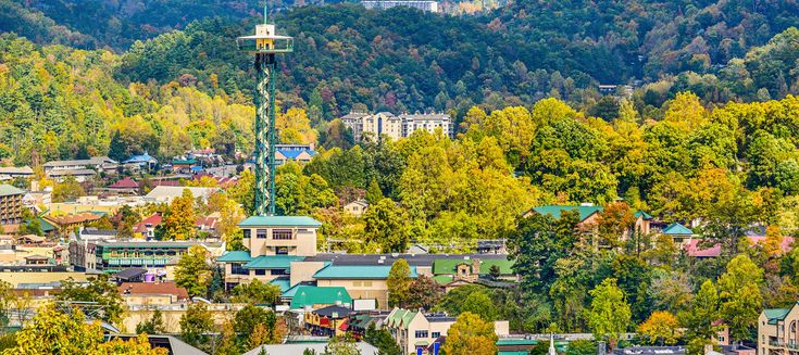 5 Things to Do in Downtown Gatlinburg While Staying at Sidney James Mountain Lodge