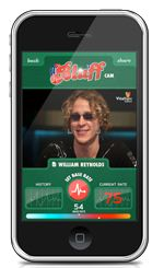 Just in time for the World Series of Poker comes BluffCam, the world's first poker bluffing app for the iPhone.