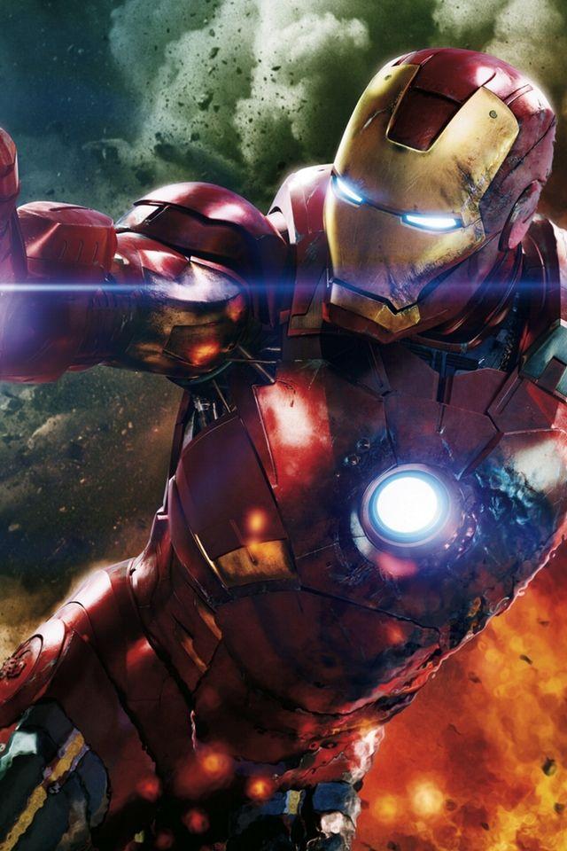 Iron man !                                                                                                                                                                                 Plus