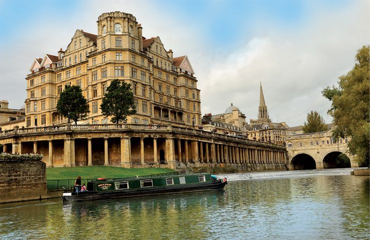 City of Bath- Day trip from London- use Paddington Station