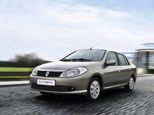 Renault Clio Symbol 1.2 benzina, geamuri electrice, ABS, ESP, A/C, oglinzi electrice incalzite, comenzi pe volan, volan piele.