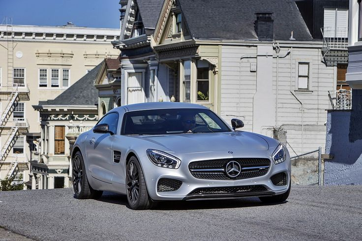 Mercedes-AMG017 GT îridium silbern magno