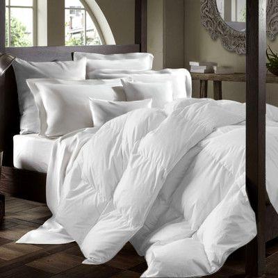 Blue Ridge Home Fashion 1000 Thread Count All Season Down Alternative Comforter & Reviews | Wayfair