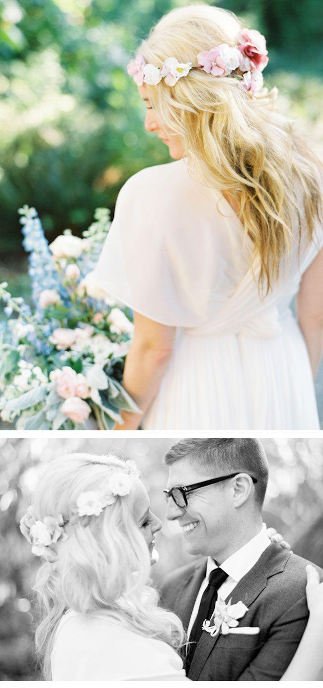 Caroline und William, Gartenhochzeit von Erich McVey Photography - Hochzeitsguide alles zum Thema Hochzeit