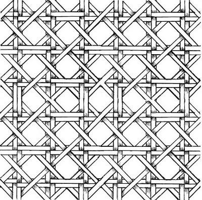 cane pattern
