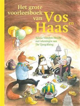 Libris-Boekhandel: Het grote voorleesboek van Vos en Haas - S. Van Den Heede (Hardcover, ISBN: 9789401412193)