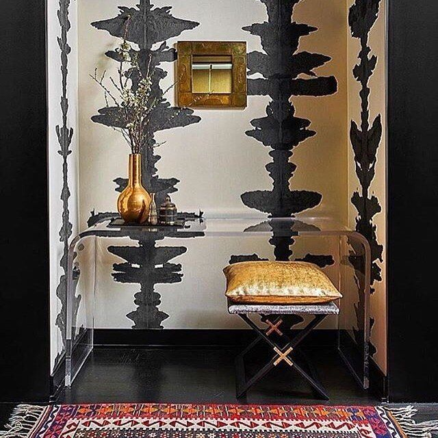 Entryway Wallpaper Ideas: Best 25+ Foyer Wallpaper Ideas On Pinterest