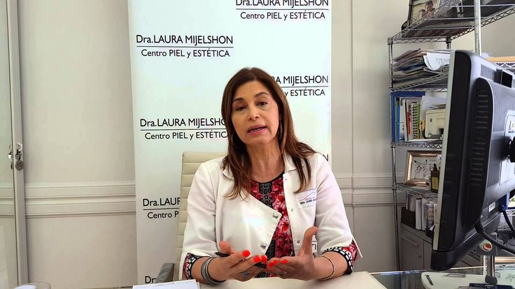 Dra Laura Mijelshon, sobre Celulitis infecciosa - Por Merced Urgel