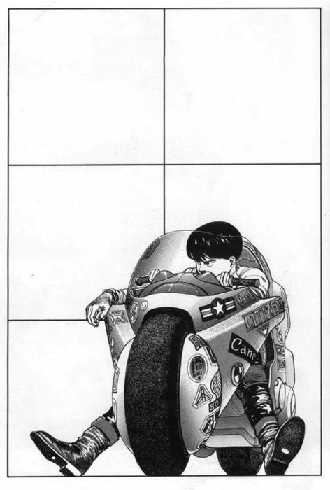 Akira - Kaneda ✤ || CHARACTER DESIGN REFERENCES | Find more at https://www.facebook.com/CharacterDesignReferences