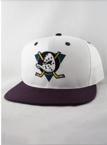 5b617b42d0b405 Anaheim Mighty Ducks YOUTH Vintage Snapback Hat Cap NHL NEW WITH TAGS |  eBay | Hats. | Hats, Snapback hats, Nhl news