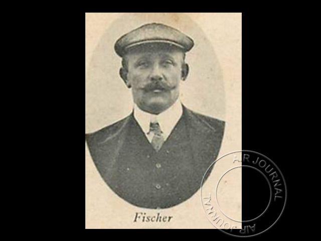 Le 25 novembre 1912 dans le ciel : Echec de Fischer dans sa tentative de records