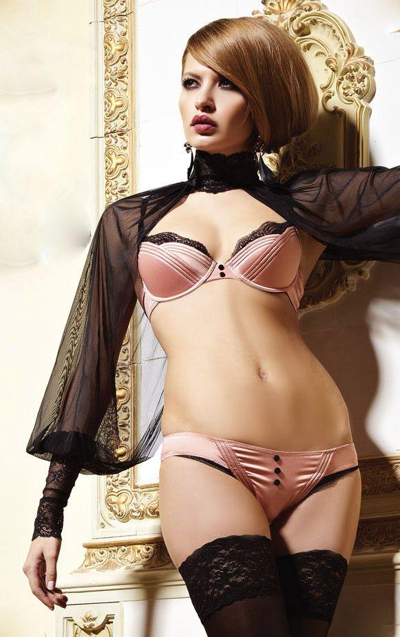 #lingerie #pink #purple #Gracya