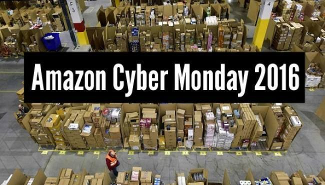 AMAZON CYBER MONDAY 2016 DEALS LIVE!!!!  $139.99 Echo  $145 50-inch 1080p LED TV  $249.99 50-inch 4K Ultra HD Smart TV  All Amazon Devices priced at Black Friday prices  99 cent Dash with $4.99 credit on first purchase  $149 Sonos PLAY:1 Compact Wireless Smart Speaker   Find the complete list of Amazon's Cyber Monday deals below.