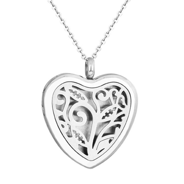 This heart shapebest young living diffuser necklace supplies is our original design. The first heart shape diffuser locket pendant in the market. You can put a pad to hold some essential oil and lay inside the diffuser.It will make you fresh all the day. You can also have your logo on the back of this
