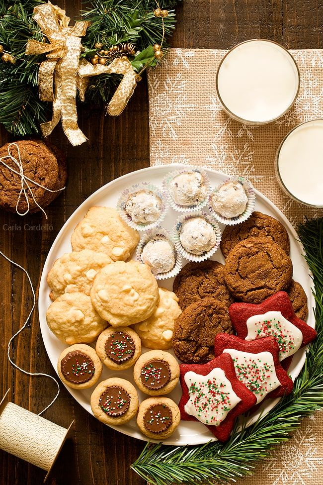 Want To Learn What To Put On A Cookie Tray For The Holidays Here