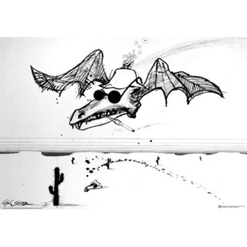 ralph steadman original art | ralph steadman # gonzo # hunter s thompson