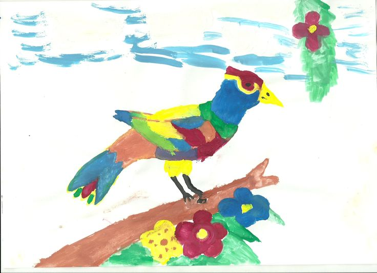 The Rainbow Bird - Nora (7)