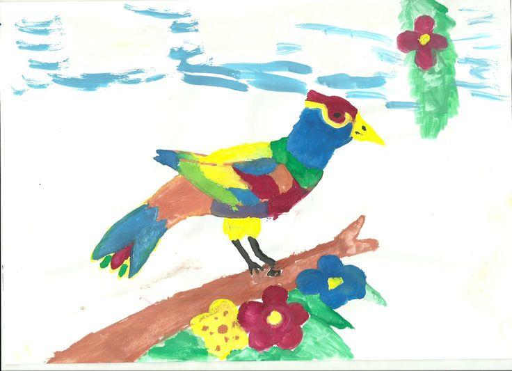 The Rainbow Bird - Nora (7)