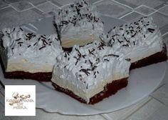 Receptek, és hasznos cikkek oldala: Kakaós,vaníliás krémes sütemény