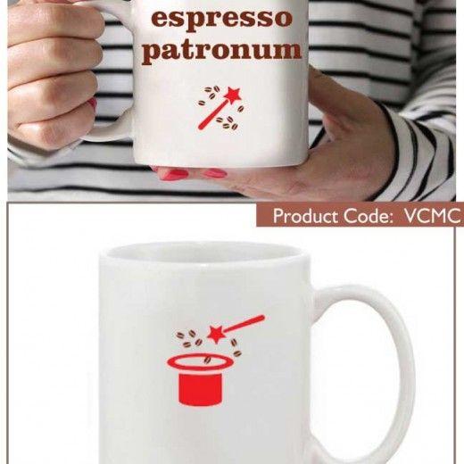 Harry Potterish mug