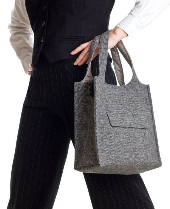 up-cycle suit into bag