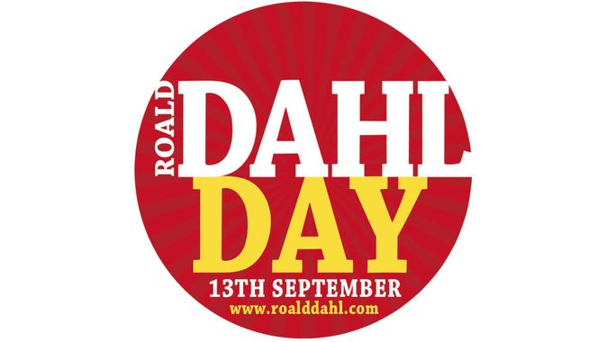 Roald Dahl falls on Friday 13th September, the birthday of the world's no.1 storyteller. To find out more visit www.roalddahl.com