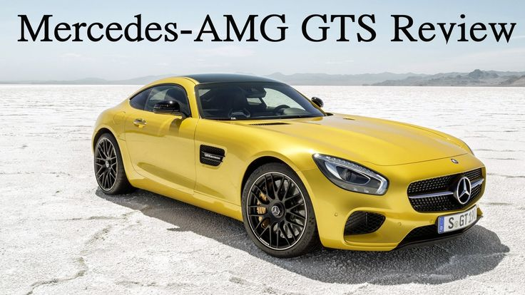 2015 Mercedes-AMG GTS Road Test and Depth Review in English