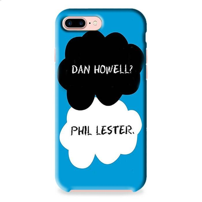 Dan And Phil Tfios iPhone 7 Plus 3D Case Dewantary