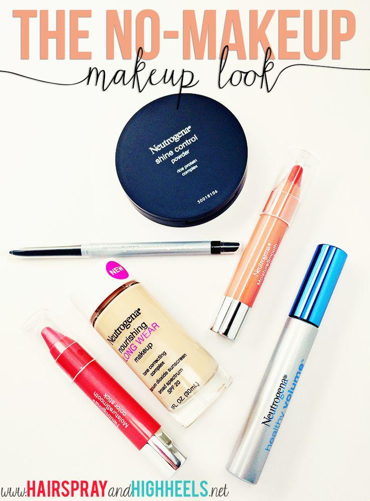 The No-Makeup Makeup Look #AllDayLook