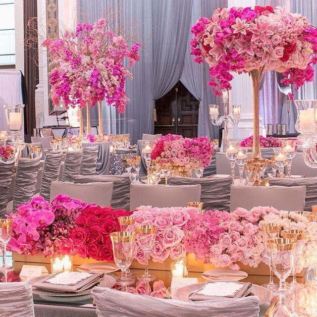 4127 best wedding centerpieces table decor images on pinterest silver weddings pink weddings fairytale weddings romantic weddings outdoor weddings floral centerpieces wedding centerpieces wedding tables junglespirit Image collections
